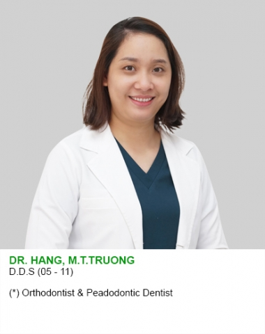 DR. HANG, M.T.TRUONG