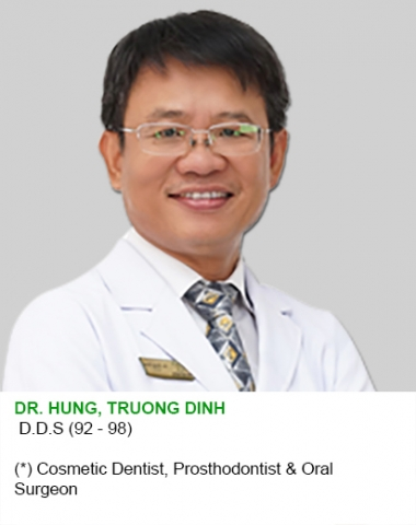 DR. HUNG, TRUONG DINH